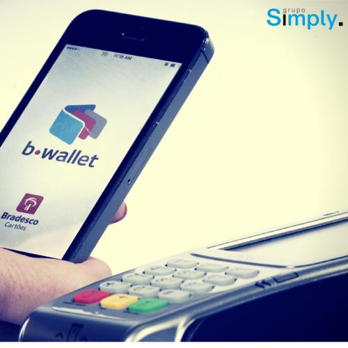 Bradesco lança a carteira digital b.wallet